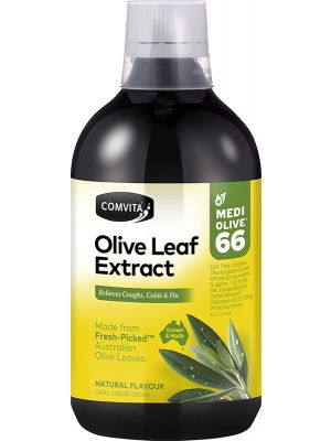 Comvita - Olive Leaf Extract Natural Olive Leaf Extract 500ml