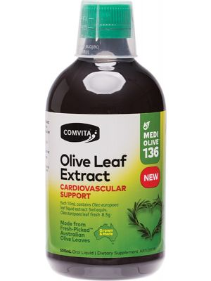 Comvita - Olive Leaf Extract Cardiovascular Support 500ml