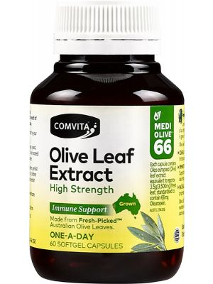 COMVITA - OLIVE LEAF EXTRACT Capsules OLIVE LEAF EXTRACT 60