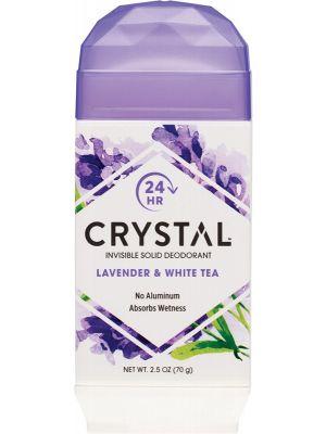 CRYSTAL Deodorant Stick Lavender & White Tea 70g