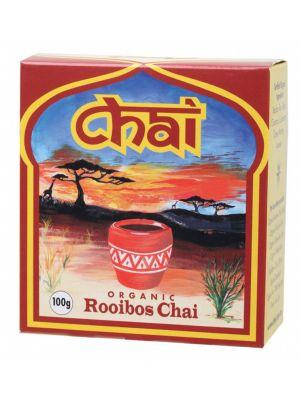 Chai Tea Organic Rooibos Chai 100g