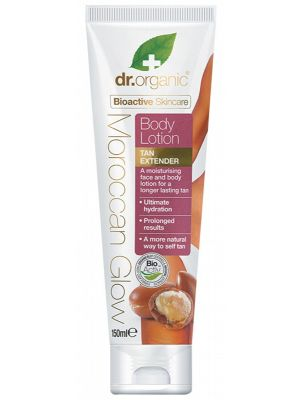 DR ORGANIC Body Lotion - Tan Extender 150ml