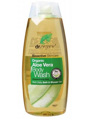 DR ORGANIC Body Wash - Aloe Vera 250ml