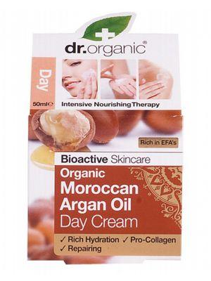 Dr Organic Argan Day Cream 50ml