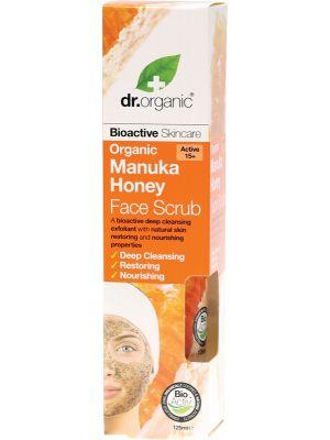 Dr Organic Manuka Face Scrub 125ml