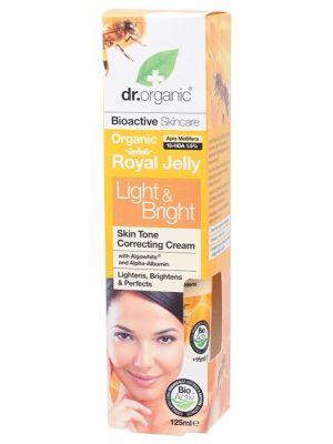 DR ORGANIC Royal Jelly Cream Whitening 125ml