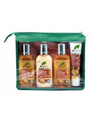 DR ORGANIC Mini Travel Pack 4