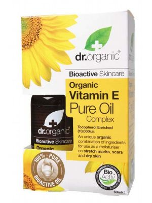 DR ORGANIC Vitamin E Oil 50ml