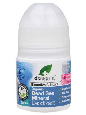 Dr Organic Roll-on Deodorant 50ml