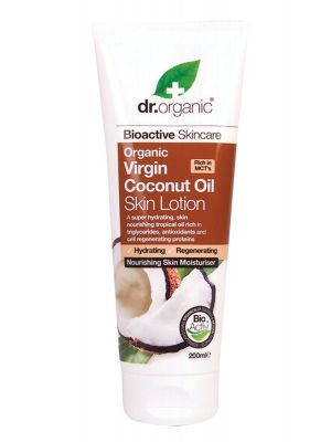 DR ORGANIC Coconut Skin Lotion 200ml