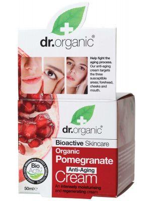 Dr Organic Pomegr. Cream 50ml