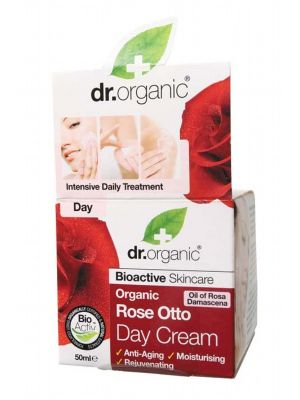 Dr Organic Rose Day Cream 50ml