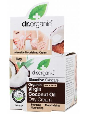Dr Organic Coconut Day Cream 50ml