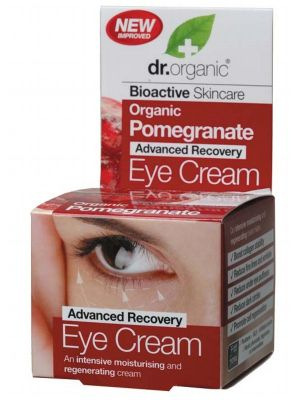 Dr Organic Pomegr. Eye Cream 15ml