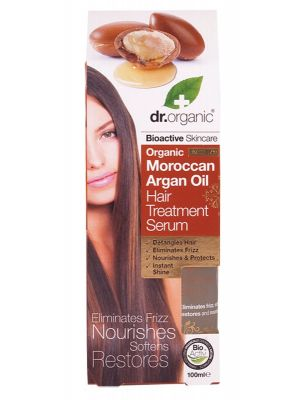 Dr Organic Argan Hair Serum 100ml