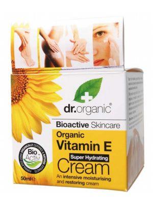 Dr Organic Vit. E Hydrating Cream 50ml