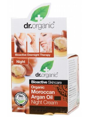 Dr Organic Argan Night Cream 50ml