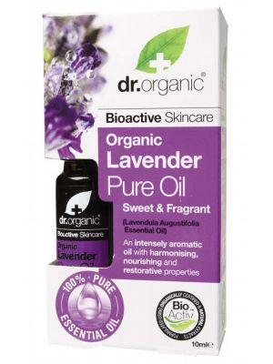 Dr Organic Lavender Oil 10ml