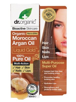 Dr Organic Argan Pure Oil 50ml