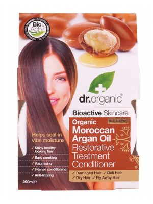 Dr Organic Argan Treatment Conditioner 200ml