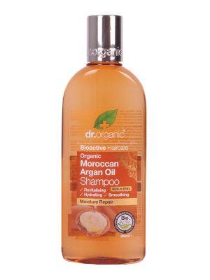 Dr Organic Argan Shampoo 265ml
