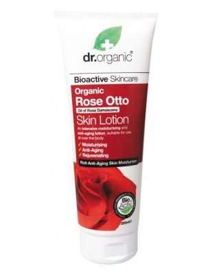 Dr Organic Rose Skin Lotion 200ml