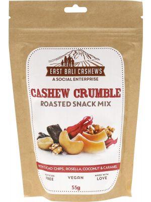 EAST BALI CASHEWS Cashew Crumble 55g