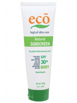 ECO Body Sunscreen Spf30+ 100g