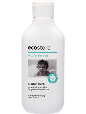 ECOSTORE Baby Bubble Bath 200ml