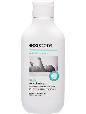 ECOSTORE Baby Moisturiser 200ml