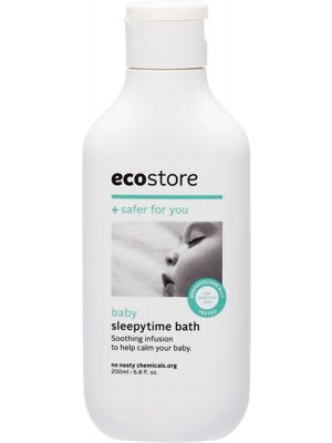 ECOSTORE Baby Sleepytime Bath 200ml