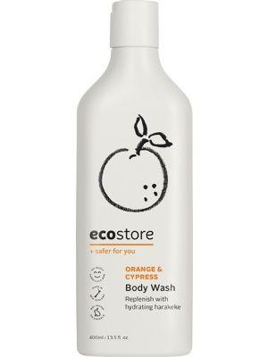 ECOSTORE Body Wash Orange & Cypress 400ml