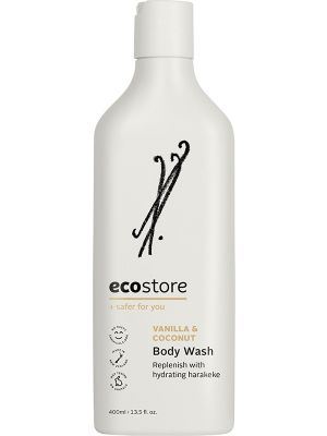 ECOSTORE Body Wash Vanilla & Coconut 400ml