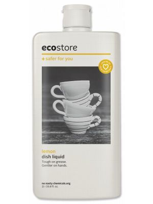 ECOSTORE Lemon Dishwash Liquid 1L