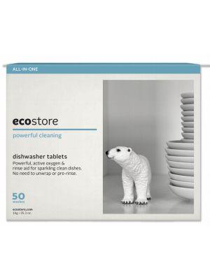ECOSTORE Auto Dishwash Tablets 50 tabs