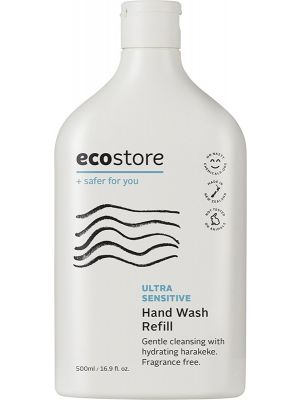 ECOSTORE Hand Wash (Refill) Ultra Sensitive 500ml