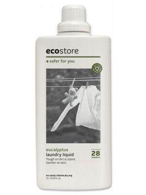 ECOSTORE Eucl. Laundry Liquid Ultra 1L