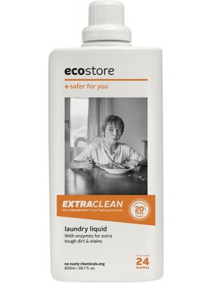 ECOSTORE Laundry Liquid Lemon - Extra Clean 850ml
