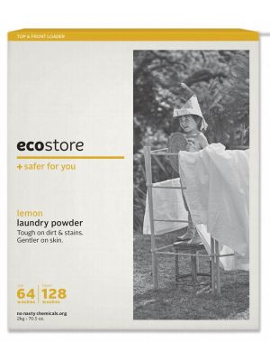 ECOSTORE Lemon Laundry Powder Bulk 2kg