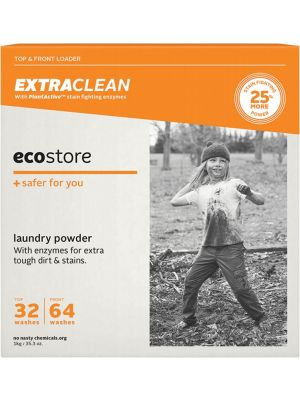 ECOSTORE Laundry Powder Lemon - Extra Clean 1kg
