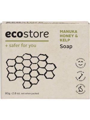 ECOSTORE Manuka Honey Soap 80g