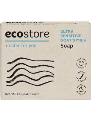 ECOSTORE Goat's Milk Soap 80g