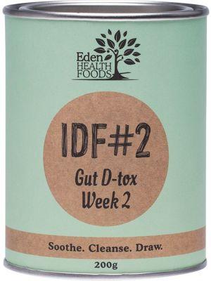 EDEN HEALTHFOODS IDF#2 Gut D-tox Week 2 200g