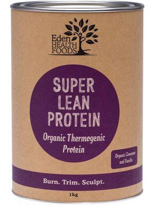 EDEN HEALTHFOODS Super Lean Protein Cinnamon & Vanilla 1kg