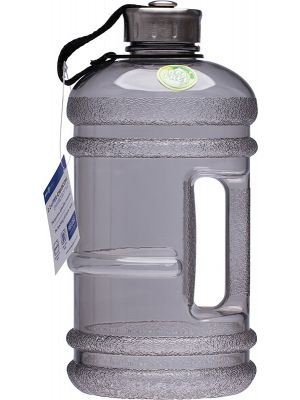 ENVIRO PRODUCTS Drink Bottle Eastar BPA Free - Charcoal 2.2L