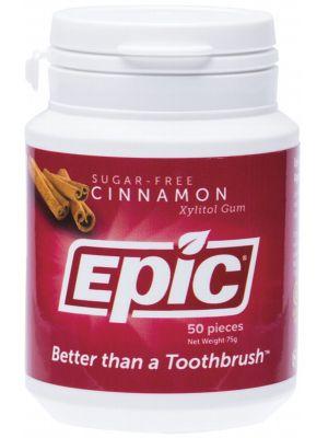 EPIC Chewing Gum Cinnamon 50