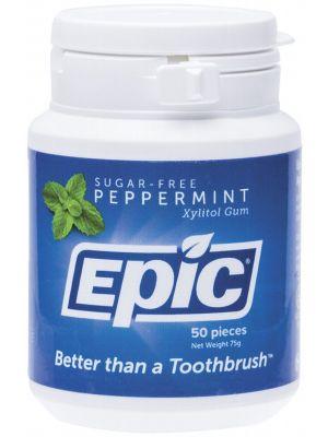 Epic Peppermint Gum 50 pcs