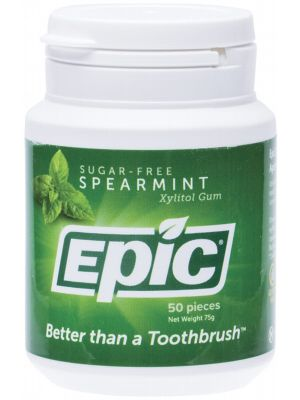 Epic Spearmint Gum 50 pcs