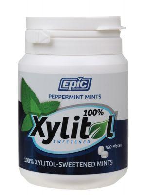 Epic Peppermint Mints 180 pcs