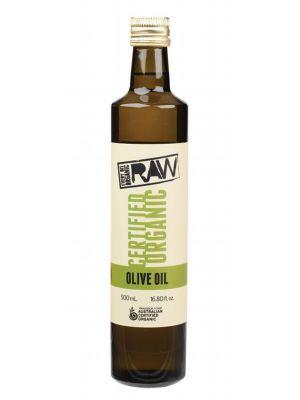 Every Bit Organic Raw Olive Oil 500ml